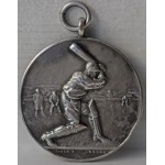 Scarce MCC Knock Out Competition Medal 1946