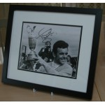Tony Jacklin Personally Signed Original Open Championship Photograph ***SOLD***