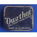 Scarce 1930's Owzat Cricket Game