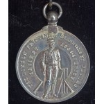 Printing Association Cricket Medal 1902