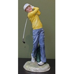 "Royal Doulton ""Teeing Off"" Reflections Series 1990"