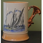 Arthur Wood Royal Bradwell Sailing Mug