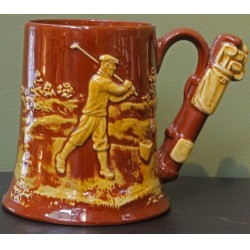 Dartmouth Pottery Golf Tankard