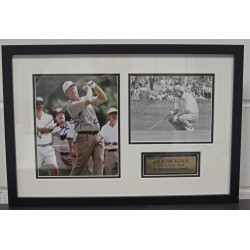 Jack Nicklaus Personally Signed Photograph