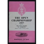 1957 Open Programme St Andrews ***SOLD***