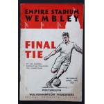 1939 FA Cup Final Portsmouth v Wolves ***SOLD***