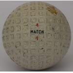 St Mungo Colonel Match Mesh Ball c1930 **SOLD**