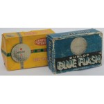 Penfold Patented & Blue Flash Ball Boxes