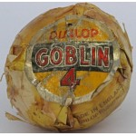 Scarce Wrapped Dunlop Goblin Mesh Ball c1933