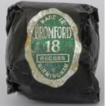 Wrapped Bromford 18 Recess Ball c1930's