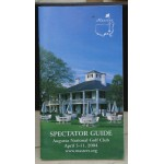 Scarce 2004 Masters Spectator Guide