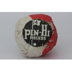 Wrapped Pin-Hi Recess Ball c1930