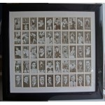Churchmans Boxing Personalities 1938 Framed