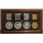 Superb Collection Christ Church Head of the River Winners Medals 1907-1909 & Henley Regatta 1909  ** SOLD **