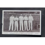 Original Lancashire Amateurs Champion Team 1904