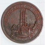 Rare Magdalen College Boat Club Oxford Challenge Sculls Medal 1864 ***SOLD***