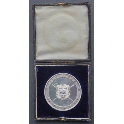 Oxford University Boat Club Clinker Fours Medal 1898